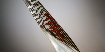 Heliconia Paper Knife